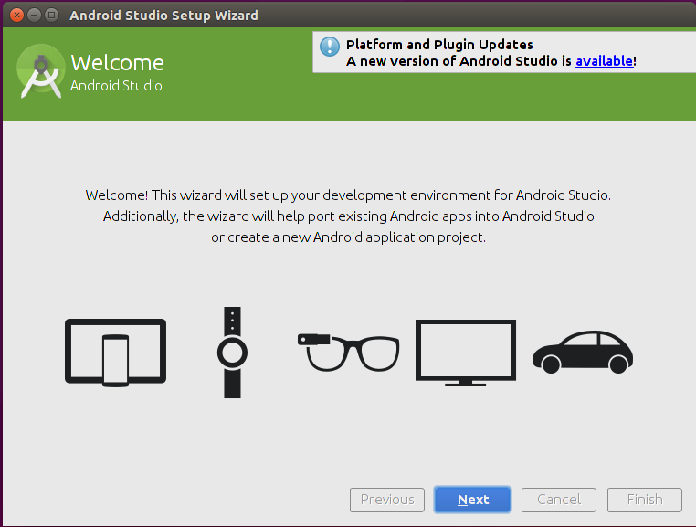 Android Studio 安装
